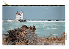 Frozen Harbor Carry-all Pouch