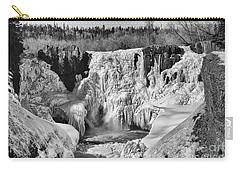 Frozen High Falls Carry-all Pouch