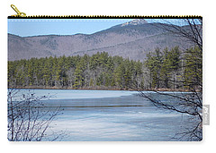 Frozen Lake Chocorua Carry-all Pouch