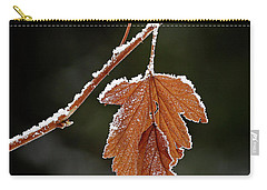 Frozen Leaf - 365-287 Carry-all Pouch