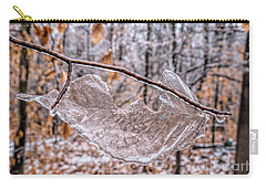 Frozen Remains Carry-all Pouch by Todd Breitling