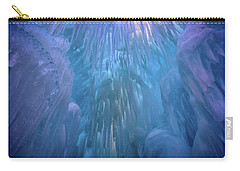Carry-all Pouch featuring the photograph Frozen by Rick Berk