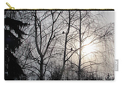Frozen Sky Carry-all Pouch