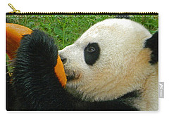 Frozen Treat For Mei Xiang The Giant Panda Carry-all Pouch