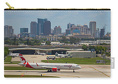 Frt Lauderdale Airport/city Carry-all Pouch