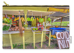 Fruit And Vegetable Stand  Carry-all Pouch