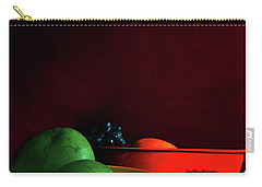 Fruit Art Photograph Carry-all Pouch