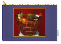 Fruit  Art 3 Carry-all Pouch