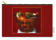 Fruit  Art 6 Carry-all Pouch