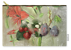 Fruit Jar Carry-all Pouch