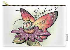 Fruit Of The Spirit Goodness Carry-all Pouch