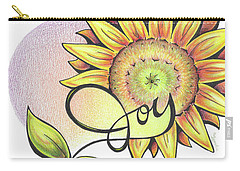 Fruit Of The Spirit Series 2 Joy Carry-all Pouch