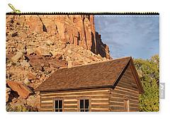 Fruita School Carry-all Pouch by Cindy Murphy - NightVisions