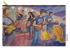 Fruition At The Barkley Ballroom Carry-all Pouch by David Sockrider