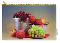 Fruits On Centerstage Carry-all Pouch