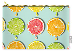 Fruity Carry-all Pouch by Mark Ashkenazi