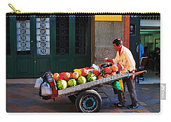 Fruta Limpia Carry-all Pouch