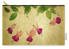 Fuchsia #1 Carry-all Pouch