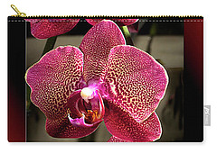 Fuchsia Orchids Oof Carry-all Pouch