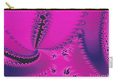 Fuchsia Twilight Carry-all Pouch