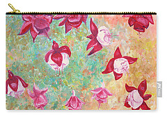 Fuchsias Carry-all Pouch