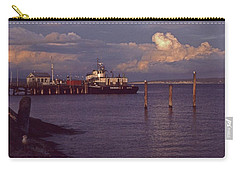 Fuel Dock, Port Townsend Carry-all Pouch