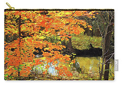 Full Autumn Bloom Carry-all Pouch