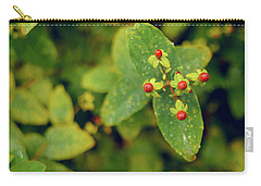 Fall Berry Carry-all Pouch