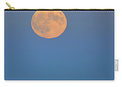 Full Blood Moon Carry-all Pouch by Nancy Landry