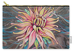 Full Bloom Carry-all Pouch