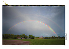 Full Double Rainbow Carry-all Pouch