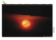 Full Harvest Moon Carry-all Pouch