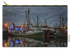 Carry-all Pouch featuring the photograph Full House 2 by Randy Hall