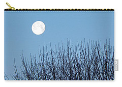 Full Moon At Dawn Carry-all Pouch