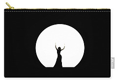 Full Moon Dance Carry-all Pouch