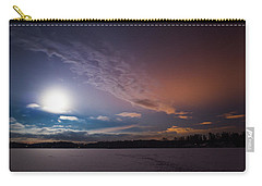Full Moon Nightscape Carry-all Pouch