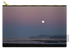 Full Moon On Shipwreck Point Carry-all Pouch