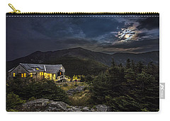 Full Moon Over Greenleaf Hut Carry-all Pouch