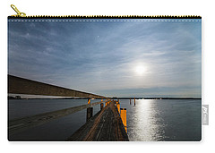 Full Moon Pier Carry-all Pouch