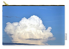 Full Moon Rising Over Blue Ridge Carry-all Pouch by Gary Smith
