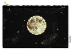 Full Moon Summer Fantasy Carry-all Pouch by Aliceann Carlton