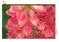 Carry-all Pouch featuring the photograph Full Of Heart by Christina Verdgeline