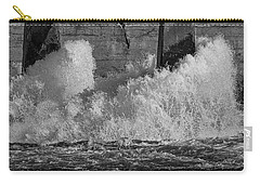 Carry-all Pouch featuring the photograph Full Power by Thomas Young