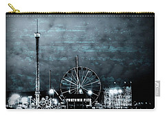 Fun In The Dark - Jersey Shore Carry-all Pouch