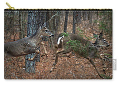 Fun In The Forest Carry-all Pouch