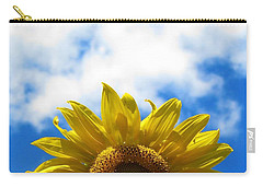 Fun In The Sun Carry-all Pouch by Angela Davies
