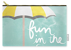 Fun In The Sun Carry-all Pouch