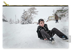 Fun On Snow-1 Carry-all Pouch