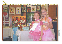 Fund Raiser/booth Sales Of My Art Carry-all Pouch