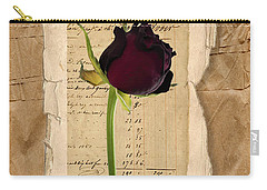 Funeral For A Friend Carry-all Pouch by Gillian Singleton